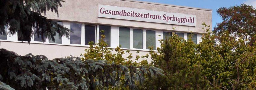 Kontakt Gesundheitszentrum Springpfuhl - Zahnarzt Jürgen Glaser