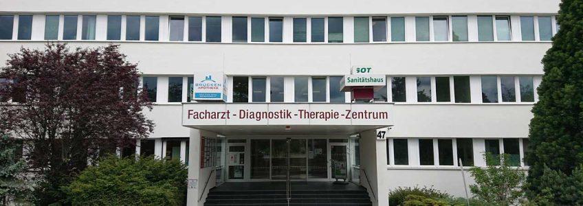 Zahnarzt in Marzahn - Zahnarztpraxis Jürgen Glaser - Allee der Kosmonauten 47